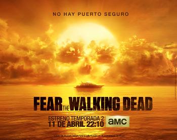 Fear The Walking Dead T2