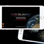 HISTORIA lanza una App de realidad aumentada que permite experimentar 'El Fin del Mundo'