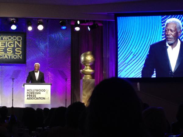 HPFA Morgan Freeman 2014