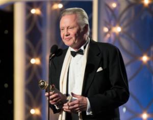 Jon Voight Globos de Oro 2014