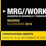 Tres proyectos con participación española en el cuarto foro de producción MRG/WORK del Festival Márgenes