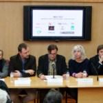 Los profesionales catalanes reclaman una TV3 «competitiva» en la lectura de un manifiesto