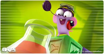 Mause Corp Genoma Animation