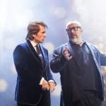 Raphael, Premio Platino de Honor en la sexta edición de los galardones del cine iberoamericano