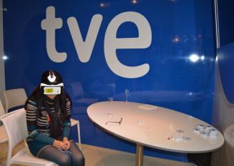 Ministerio del Tiempo realidad virtual