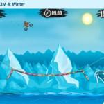 Moto X3M 4: Winter, el invierno ha llegado a los juegos online