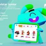 Movistar Junior, nueva app para el público infantil