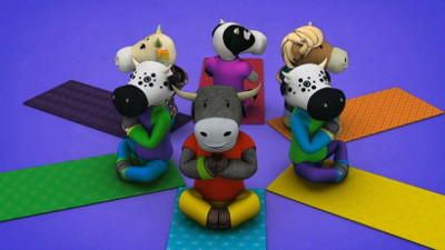 Omm Moo Yoga for Kids