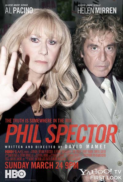 Phil Spector HBO cartel