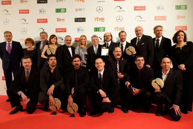 Premios Forque 2016 ganadores