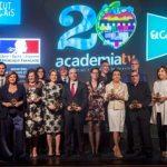 Los Premios Talento rinden homenaje a los oficios de la televisión