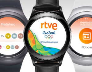 RTVE smartwatch