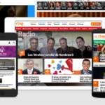 RTVE rediseña su web con la mirada puesta en los dispositivos móviles
