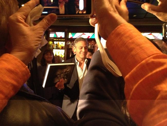 Raimundo George Clooney 2015