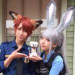 Raimundo Hollywood se va truco o treta a Disney Tokyo