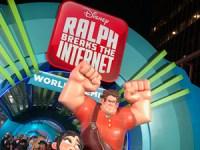 Raimundo Hollywood en las redes de 'Ralph rompe Internet'