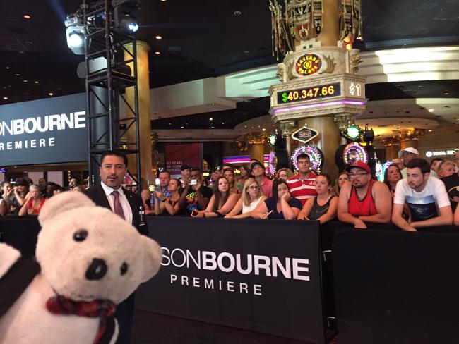 Raimundo Hollywood Jason Bourne Las Vegas 4