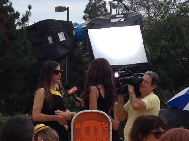 Raimundo Hollywood Minions Cast Voces Sandra Bullock
