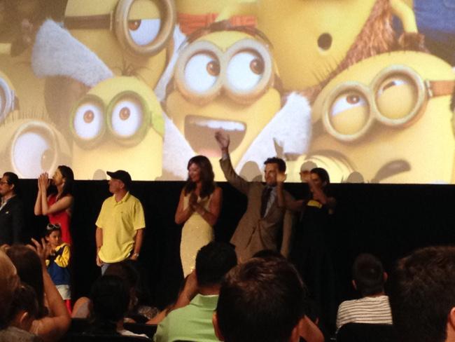 Raimundo Hollywood Minions Cast Voces