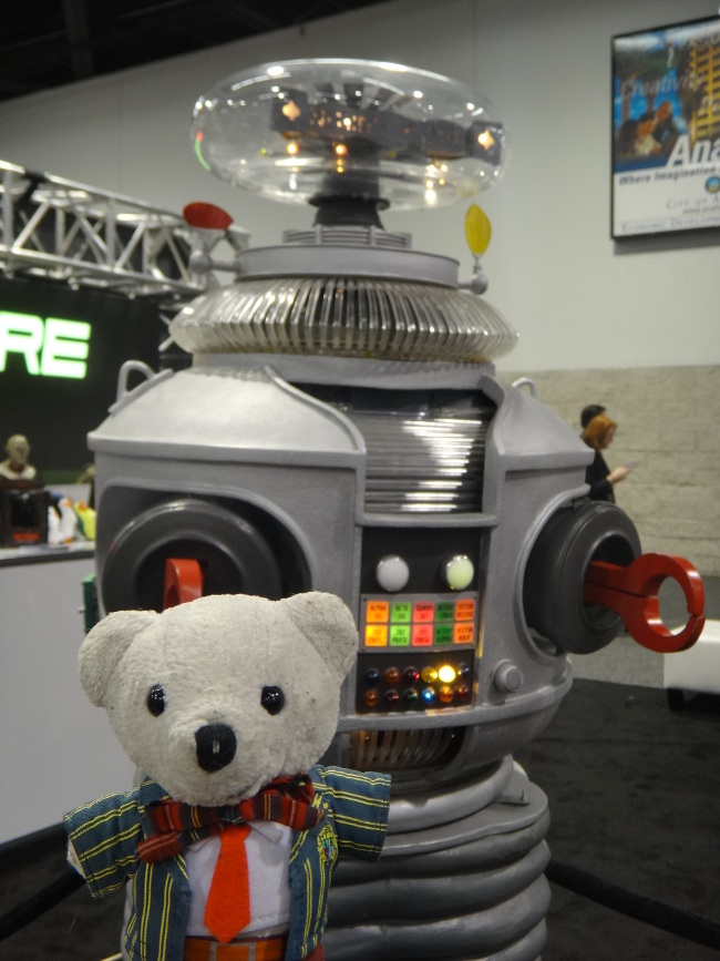 Raimundo Hollywood robot 2015