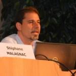 Sergio Pablos acude al segundo evento de Summa3D 2016