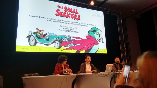 Soul Seekers Cartoon Forum 2014