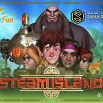 La trilogía de animación 'Steam Island' se producirá en Valencia tras el impulso de un fondo de inversión catarí