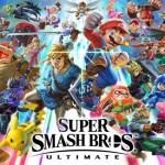 'Super Smash Bros Ultimate' para Nintendo Switch lideró el ranking de videojuegos en diciembre
