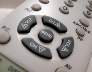Television mando