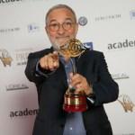"""Premios Iris 2017: Manuel Campo Vidal apela a la """"dignidad"""" de la profesión televisiva"""