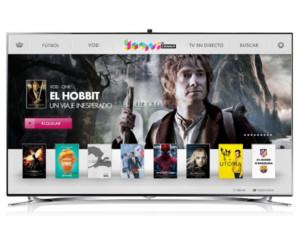 Yomvi Samsung Smart TV