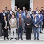Los distribudores cinematográficos andaluces se reúnen en Huelva con el sector de exhibición nacional