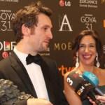 'Un monstruo viene a verme' y 'Tarde para la ira' se reparten la gloria en los 31º Premios Goya
