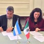 México y Argentina firman un acuerdo de coproducción y distribución de largometrajes