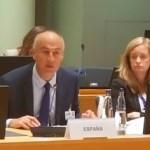 Benzo pide a la UE una propuesta más ambiciosa para Europa Creativa y el fortalecimiento del Programa MEDIA