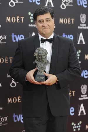 Carlos Bernases, mejor dirección de producción