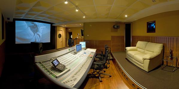 La sala Home Theatre Dolby Atmos de Best Digital