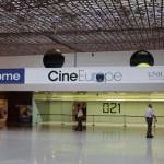 Comienza CineEurope 2021, una edición que regresa a la presencialidad pero aún muy mermada en su zona expositiva