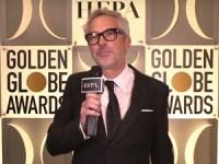 El mexicano Alfonso Cuarón triunfa en los Globos de Oro 2019 con 'Roma'