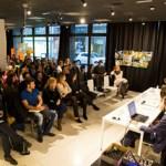 Continúa el debate sobre la financiación del cine en España en un foro organizado por DENAE en la escuela TAI