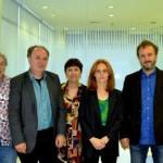Los productores presentan a la nueva directora general del ICAA el modelo de financiación FASA