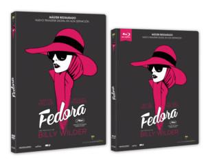 fedora billy wilder dvd