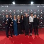 'El Reino' logra cinco galardones en los sextos Premios Feroz celebrados en Bilbao, entre ellos el de mejor drama