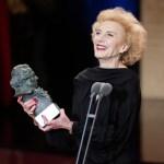 Mercedes Sampietro será homenajeada por la Academia de Cine española y Marisa Paredes por la academia catalana