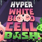 Koron Studios lanza el juego gratuito para móviles 'Hyper White Blood Cell Dash'