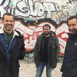 Los creadores de 'Handia' inician el rodaje de 'La trinchera infinita'
