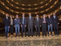 La opera' L'italiana in Algeri' de Rossini se podrá ver en 125 salas de cine de toda Europa, con la participación de RTVE e Hispasat