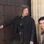 La TVMovie de RTVE 'Lope enamorado' finaliza su rodaje