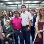 Pepón Montero rueda en Madrid 'Los del túnel', protagonizada por Arturo Valls, Raúl Cimás y Natalia de Molina