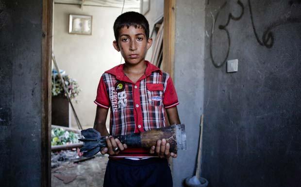 'Nacido en Gaza'